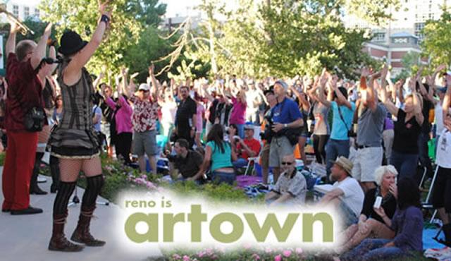 Reno Artown 2016