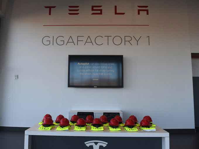 Gigafactory near Reno